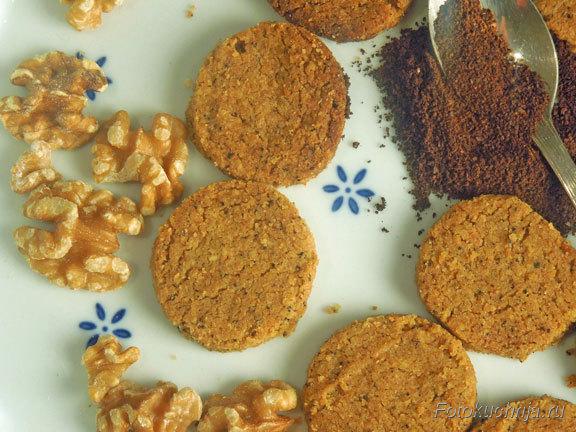 Кофейное печенье рецепт