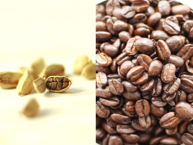 Кардамон и кофе