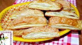 Бездрожжевое слоеное тесто что можно приготовить