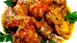 Блюдо из кролика чтобы мясо было мягким
