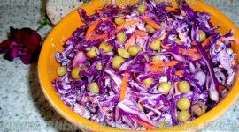 Что можно приготовить из краснокочанной капусты