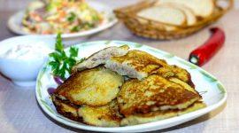 Драники картофельные с фаршем рецепт с фото