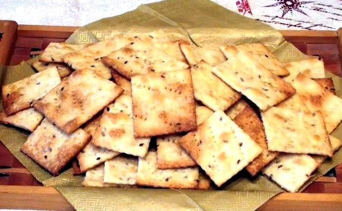 Печенье галеты – 7 домашних рецептов приготовления