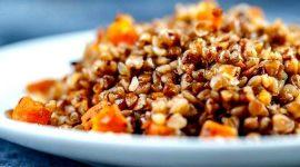 Гречка с морковью и луком рецепт