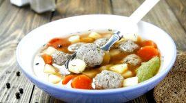 Как делать фрикадельки для супа из фарша