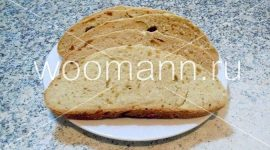 Как испечь хлеб без дрожжей в домашних условиях
