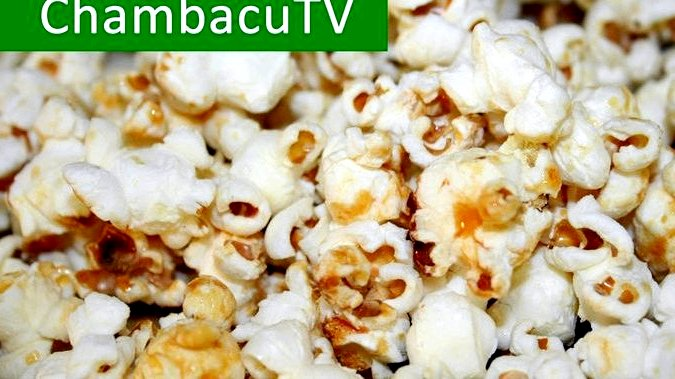 Как из кукурузы сделать попкорн в домашних условиях Еще быстрее сделать