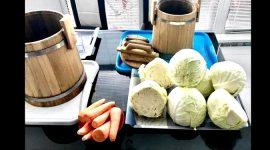 Как квасить капусту в бочке на зиму