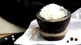 Как отварить рис на гарнир рассыпчатый в кастрюле
