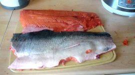 Как посолить рыбу кижуч в домашних условиях