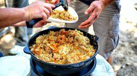 Как правильно готовить плов в домашних условиях
