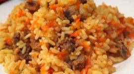 Как правильно варить плов чтобы рис был рассыпчатым