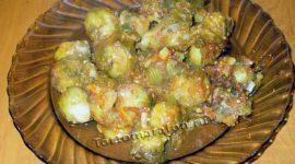 Как приготовить брюссельскую капусту вкусно и просто