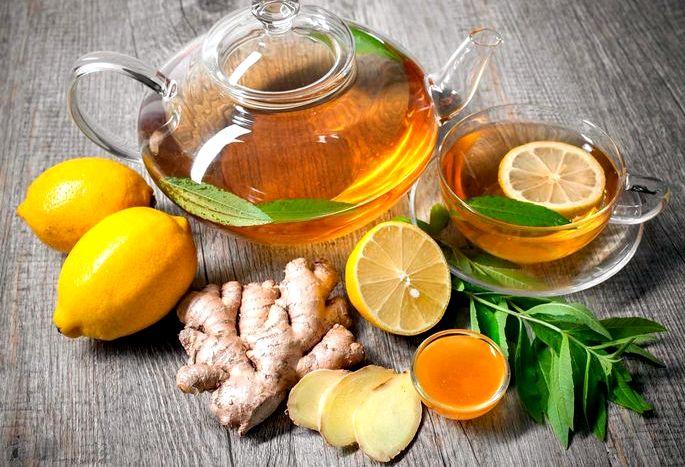 как заваривать чай с лимоном
