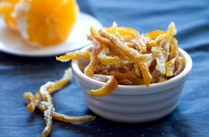 Как приготовить цукаты из апельсиновых корок в домашних условиях || Апельсиновые цукаты рецепт