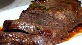 Как приготовить говядину чтобы она была мягкой и сочной на сковороде