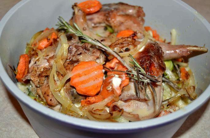 Как приготовить кролика чтобы мясо было мягким в духовке день будет вспоминаться благодаря приготовленному