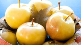 Как приготовить моченые яблоки на зиму