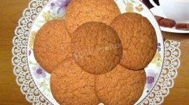 Как приготовить овсяное печенье из геркулеса в домашних условиях