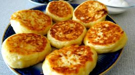 Как приготовить сырники из творога в духовке