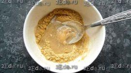 Как сделать горчицу из порошка в домашних