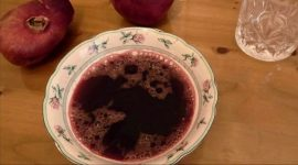 Как сделать гранатовый сок в домашних условиях