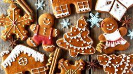 Как сделать имбирное печенье в домашних условиях