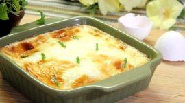 Как сделать омлет из яиц с молоком