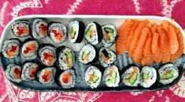Как сделать суши в домашних условиях пошагово с фото