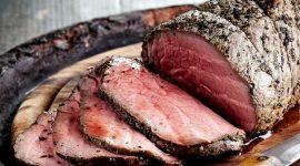 Как запечь кусок говядины в духовке