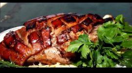 Как запечь окорок свиной в духовке