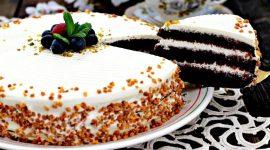 Крем для торта сметана и сгущенное молоко