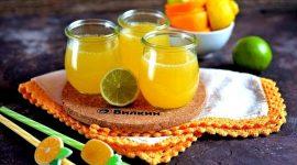 Лимонад в домашних условиях из апельсинов