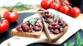 Лобио из консервированной красной фасоли классический рецепт