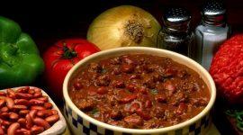 Лобио из красной фасоли классический рецепт
