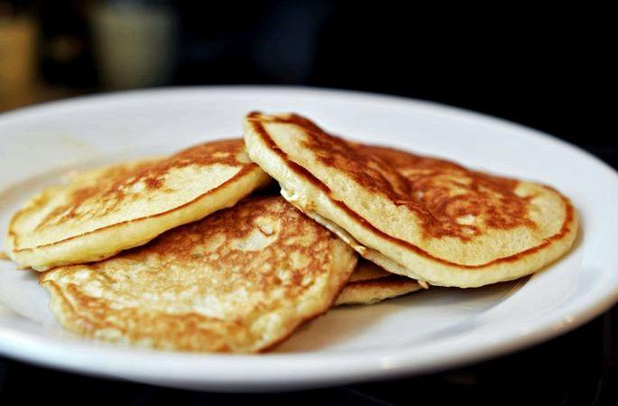Оладьи рецепт на молоке без дрожжей ванилин или корица по вкусу