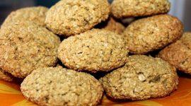 Овсяное печенье из овсяных хлопьев рецепт с фото