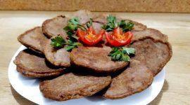 Печеночные оладьи из куриной печени рецепт