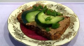 Печеночный паштет из говяжьей печени пошаговый рецепт