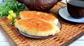 Пирожки с капустой жареные на сковороде рецепт