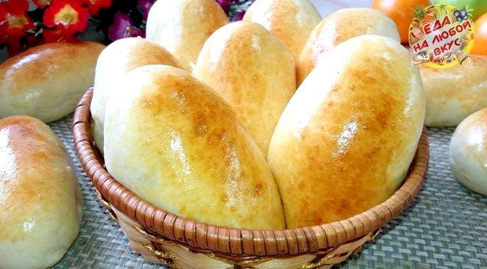 Пирожки с картошкой в духовке пошаговый рецепт с фото чтобы растворились