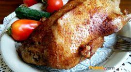 Приготовление гуся в домашних условиях в духовке