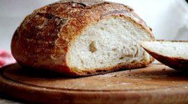 Рецепт домашнего хлеба в духовке на сырых дрожжах