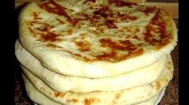 Рецепт хачапури с сыром на кефире на сковороде