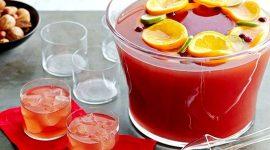 Рецепт пунша алкогольного в домашних условиях