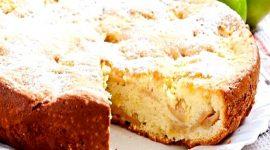 Рецепт шарлотки с яблоками простой и вкусный в духовке