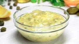 Рецепт соуса тартар в домашних условиях с фото