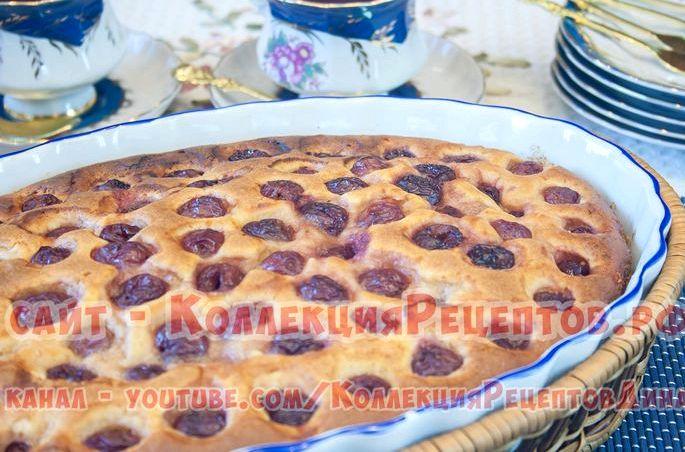 Штрудель с вишней рецепт с фото пошагово самый вкусный замешиваем тесто