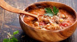 Суп харчо из баранины рецепт приготовления