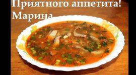 Суп с килькой в томатном соусе рецепт